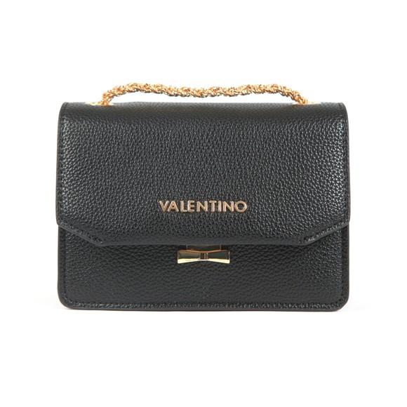 Valentino by Mario Womens Black Sfinge Satchel