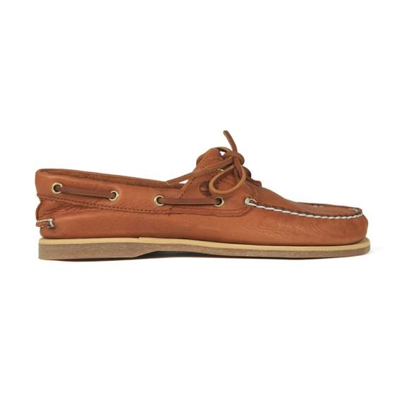 Timberland Mens Brown Deck Shoe