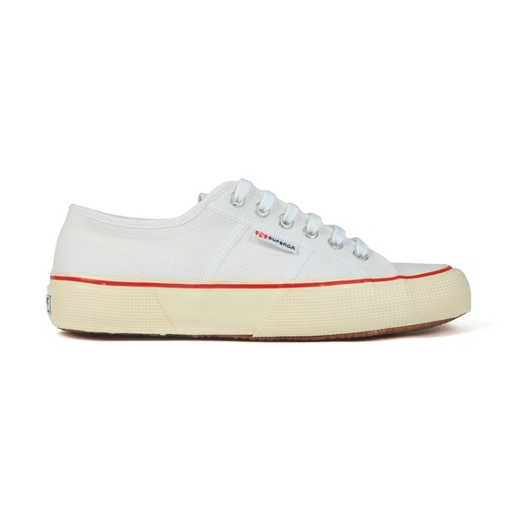 Superga Mens White 2490 Cotu Canvas Trainer