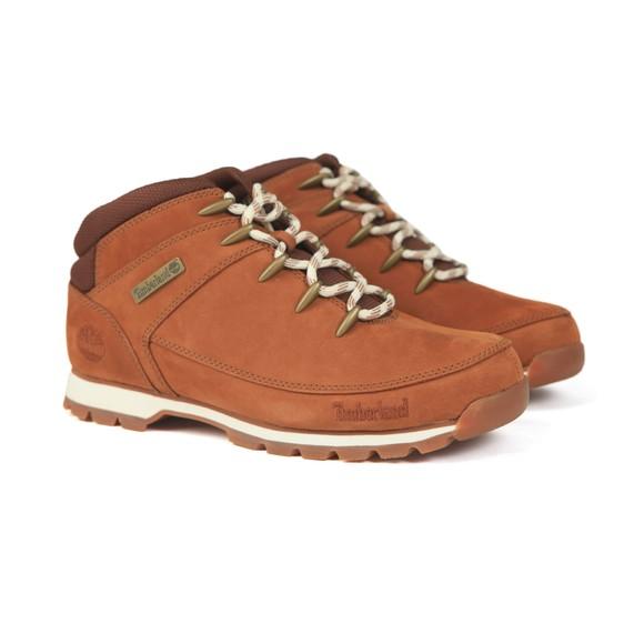 Timberland Mens Brown Euro Sprint Boot