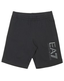 EA7 Emporio Armani Mens Blue Sweat Short