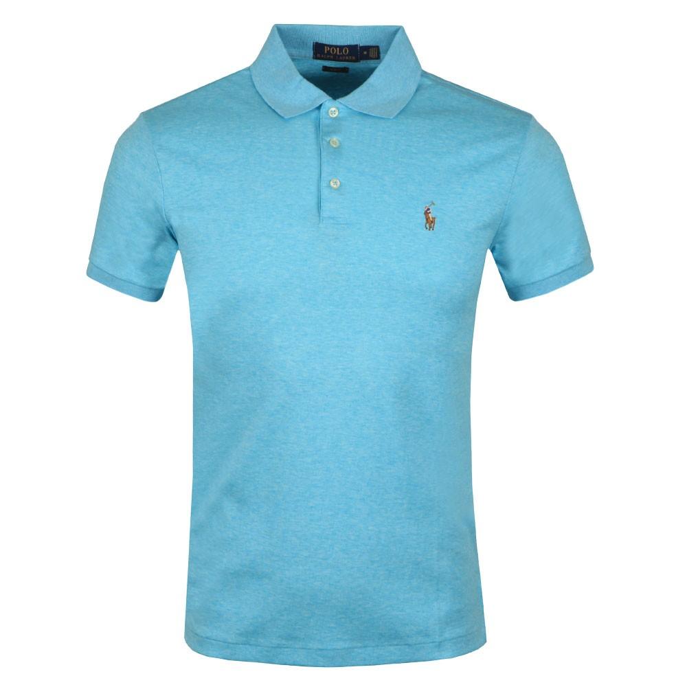 Slim Fit Pima Polo Shirt