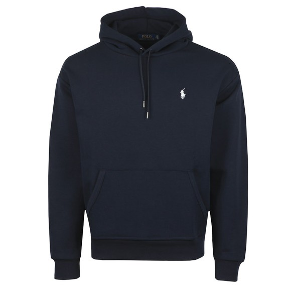 Polo Ralph Lauren Mens Blue Large Polo Overhead Hoody