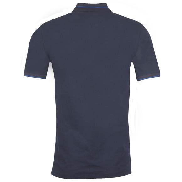 HUGO Mens Blue Demoso202 Polo Shirt main image
