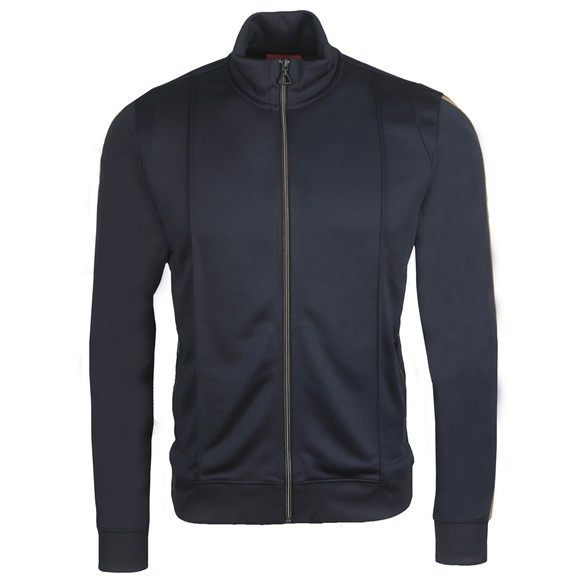 HUGO Mens Blue Damazing Track Top