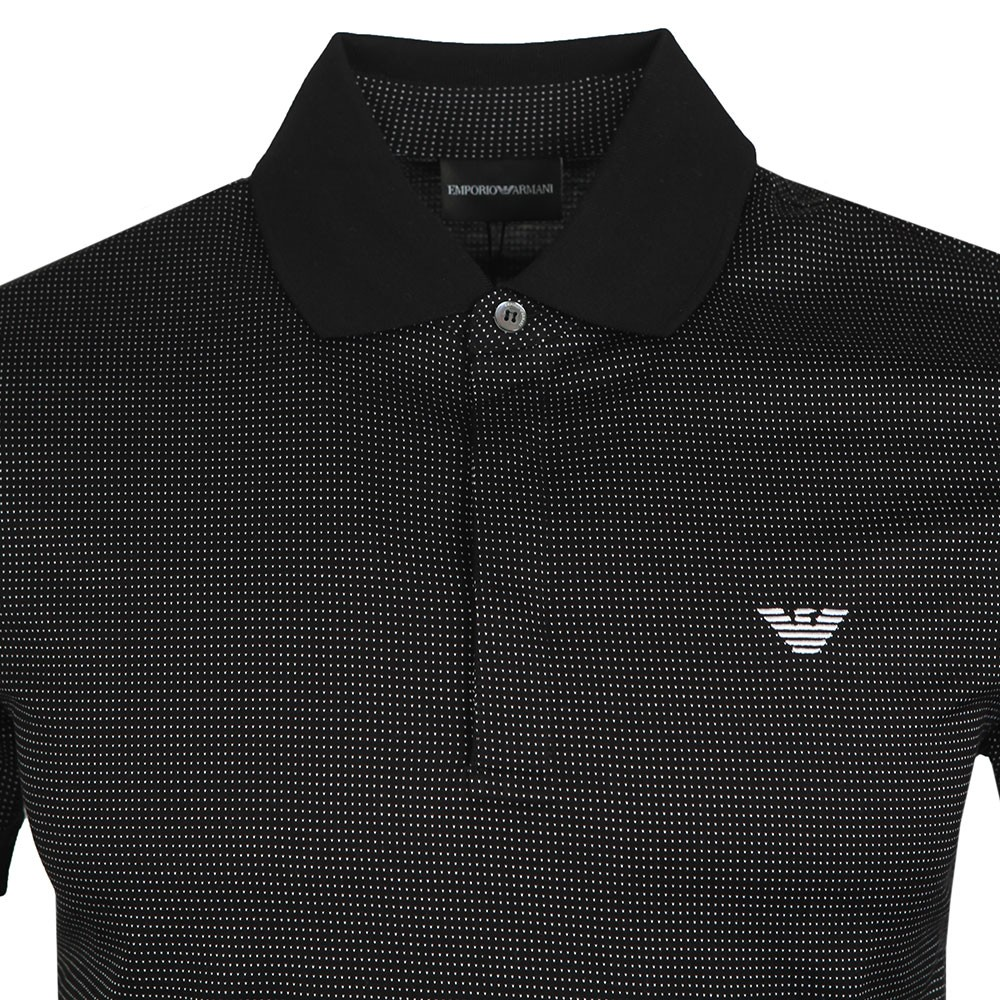 Micro Dot Polo Shirt main image