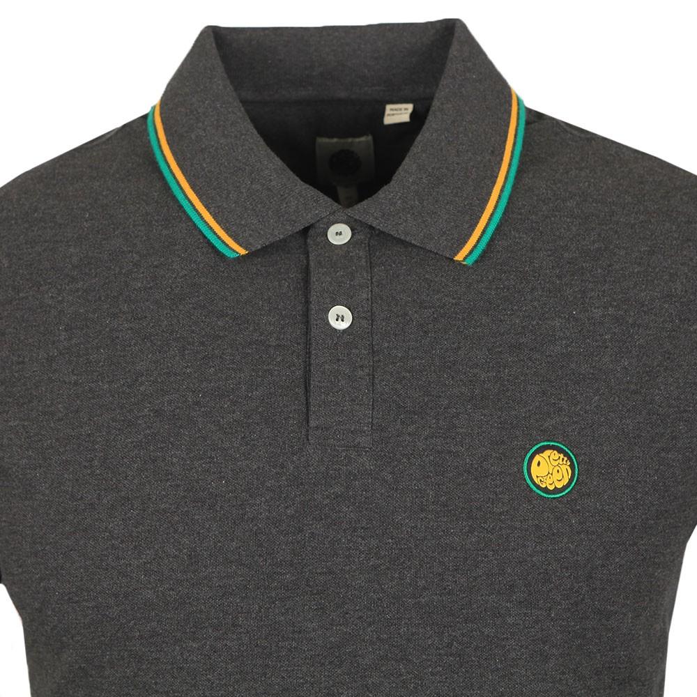 Tipped Polo Shirt main image