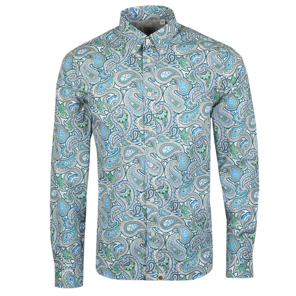 Paisley Print Shirt main image