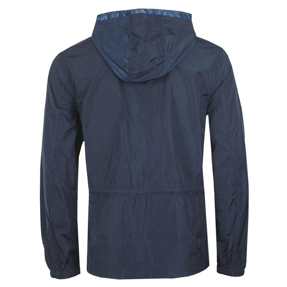 Zip Though Nylon Hooded Jacket main image