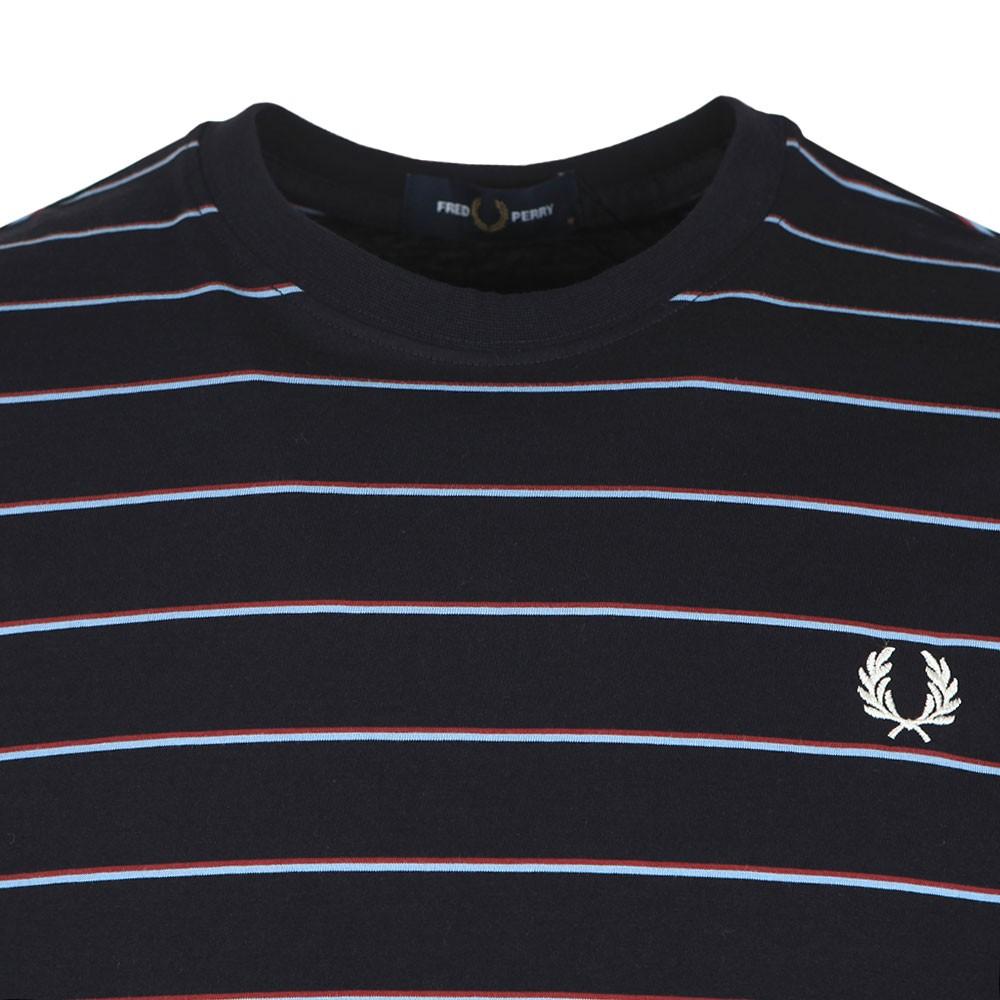 Fine Stripe T-Shirt main image