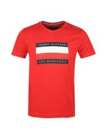 Corp Stripe Box T-Shirt