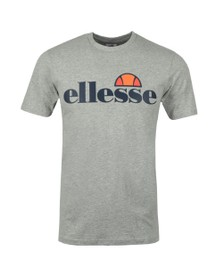Ellesse Mens Grey SL Prado T-Shirt