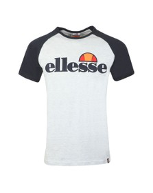 Ellesse Mens White Piave T-Shirt