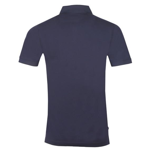 Luke 1977 Mens Blue New Bil Polo Shirt main image