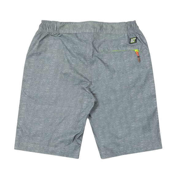 Superdry Mens Grey Classic Boardshort