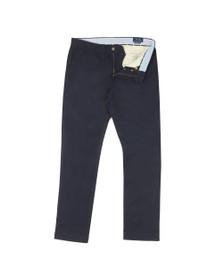 Polo Ralph Lauren Mens Blue Bedford Slim Fit Chino