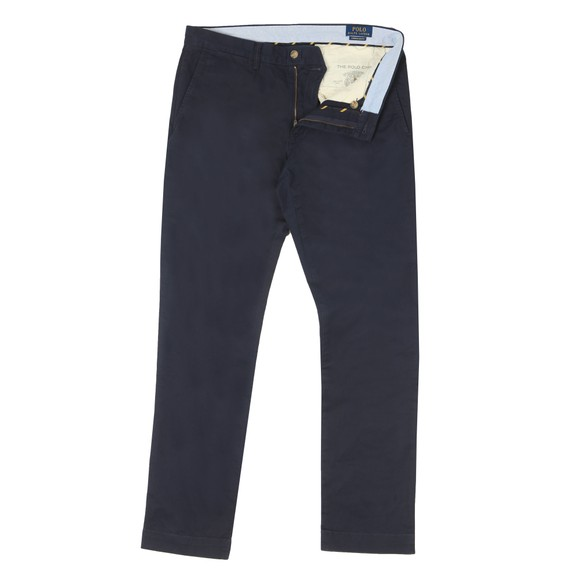 Polo Ralph Lauren Mens Blue Bedford Slim Fit Chino