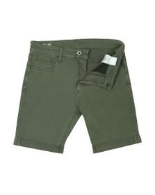 G-Star Mens Green Slim Short