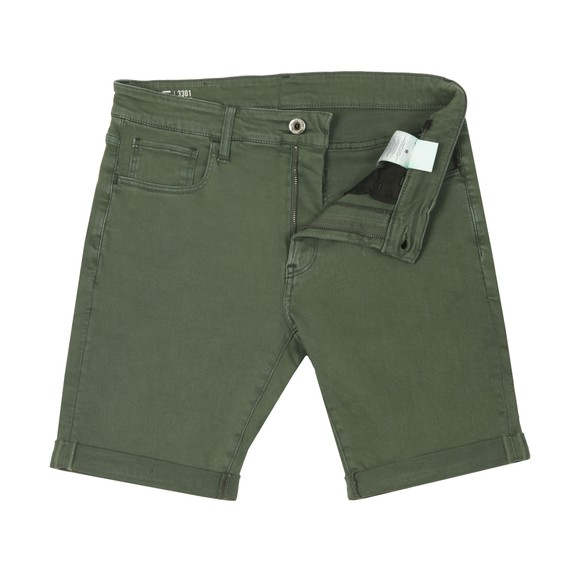 G-Star Mens Green Slim Short main image