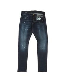 G-Star Mens Blue Revend Skinny Jean