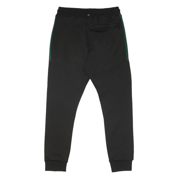 Luke Sport Mens Black And Good As Gold Sweat Joggers main image