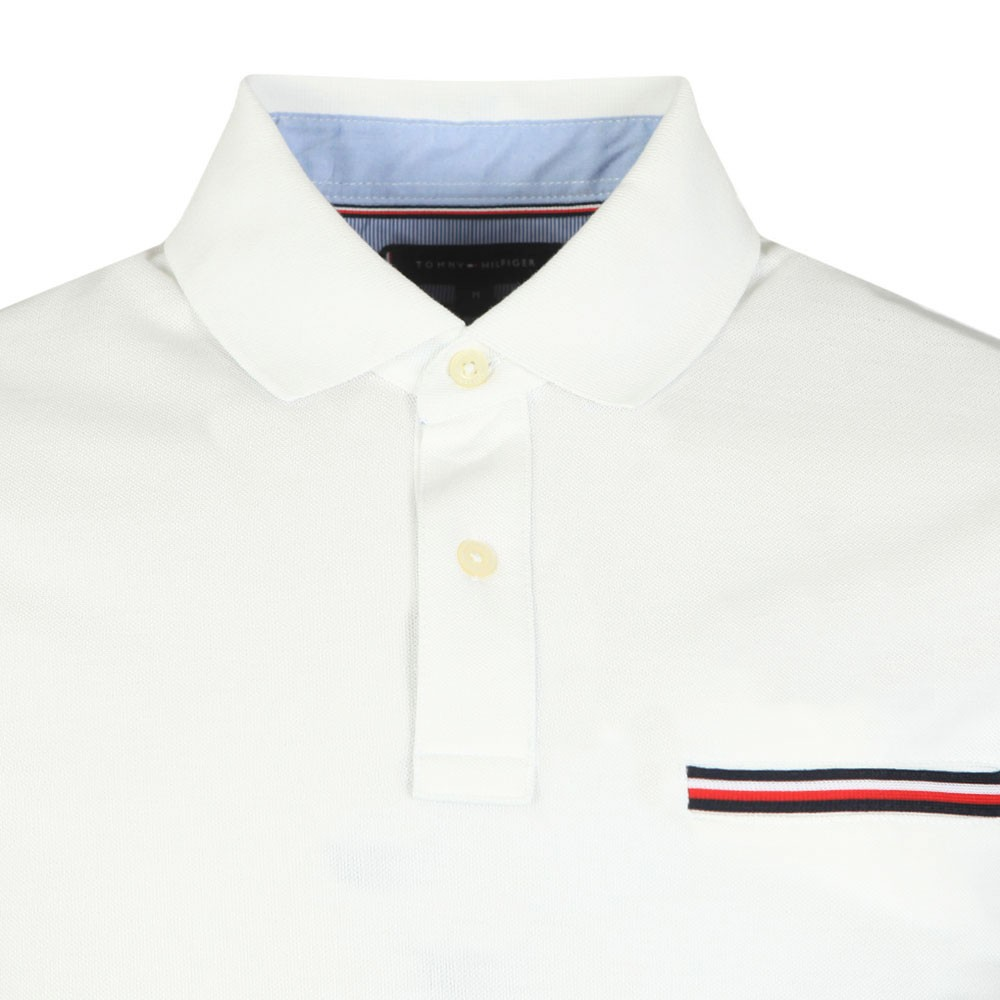 Pocket Detail Slim Polo main image