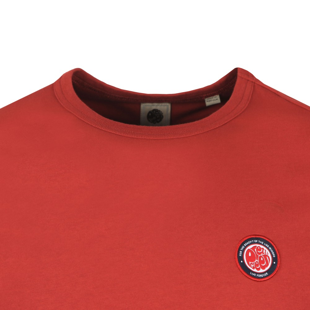 Likeminded Chest Badge T-Shirt main image