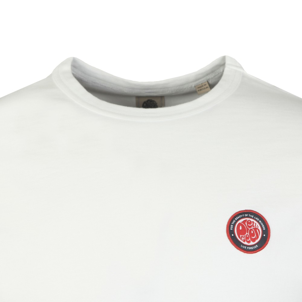 Likeminded Chest Badge T-Shirt main image