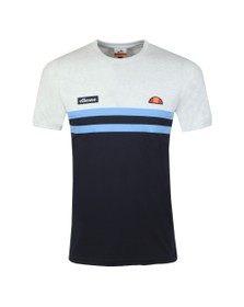 Ellesse Mens White Venire T-Shirt