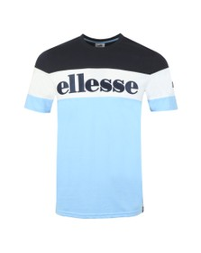 Ellesse Mens Blue Punto T-Shirt