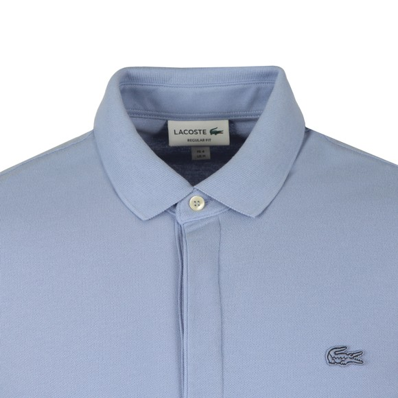 Lacoste Mens Purple PH5522 Paris Polo Shirt main image