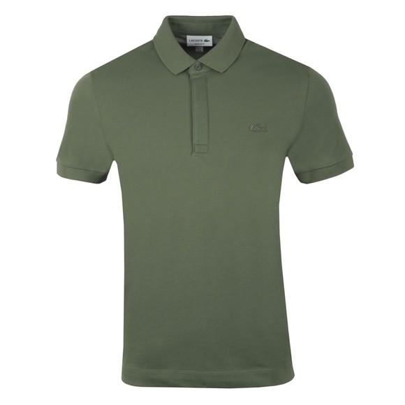 Lacoste Mens Green PH5522 Paris Polo Shirt