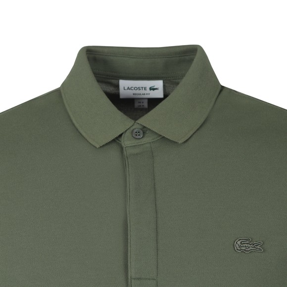 Lacoste Mens Green PH5522 Paris Polo Shirt
