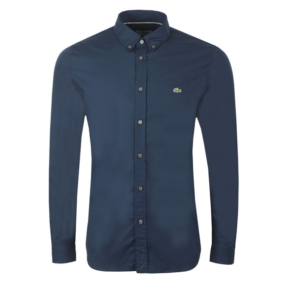Lacoste Mens Blue CH7221 Shirt main image
