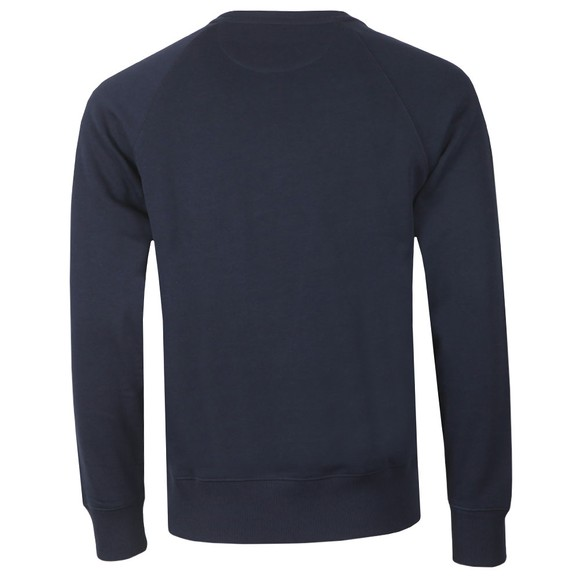 Gant Mens Blue Lock-Up Sweatshirt main image