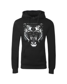 Kings Will Dream Mens Black Demon Overhead Hoodie