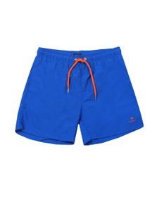 Gant Mens Blue Basic Swim Short