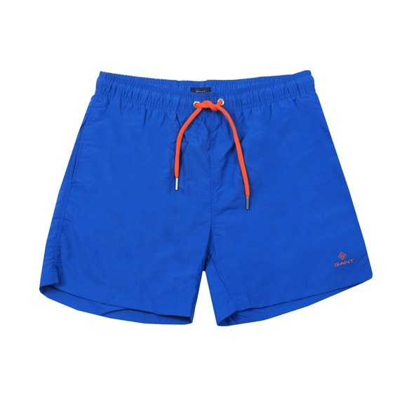 Gant Mens Blue Basic Swim Short main image