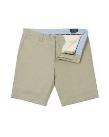 Polo Ralph Lauren Mens Brown Bedford Flat Short