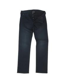 Armani Jeans Mens Blue J21 Regular Fit Jean
