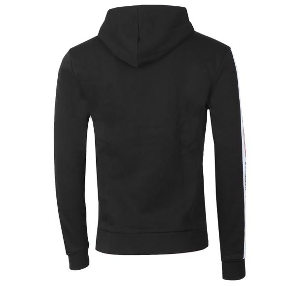 Eleven Degrees Mens Black Taped 1/4 Zip Sweatshirt main image