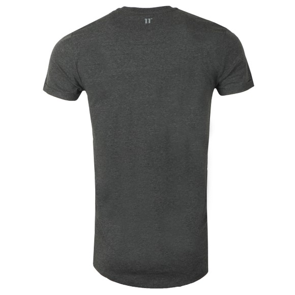 Eleven Degrees Mens Grey Core Muscle T-Shirt main image