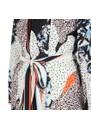 Asha Mix Print Handkerchief Dress additional image
