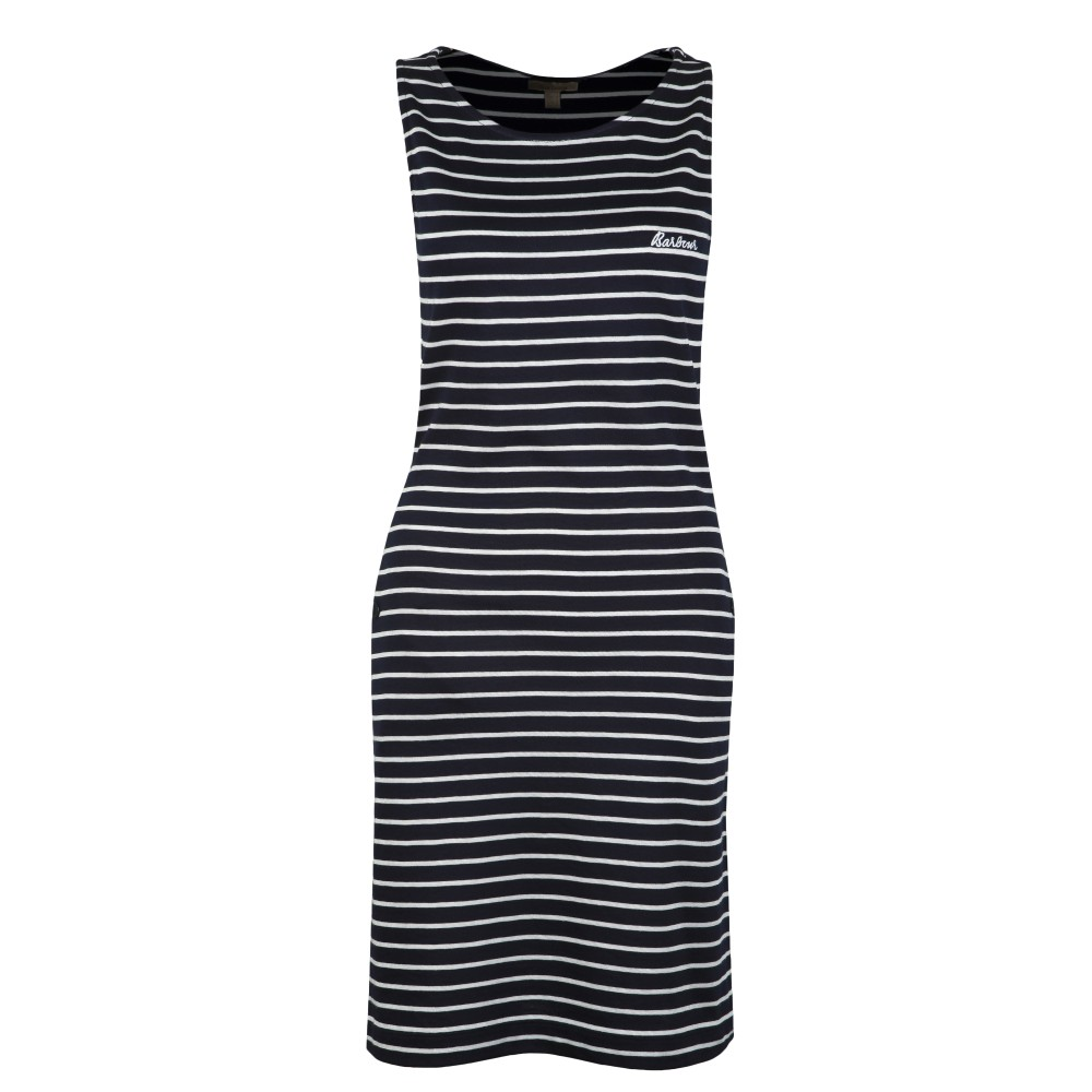 Dalmore Stripe Dress main image
