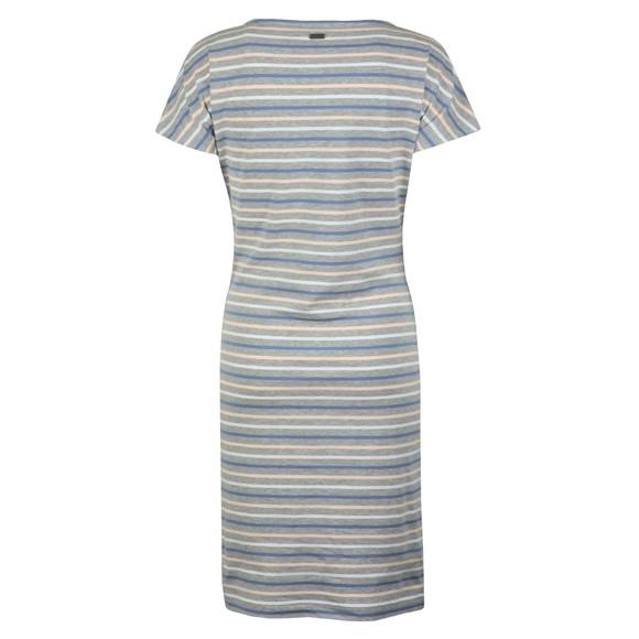 Barbour Lifestyle Womens Grey Harewood Dress main image