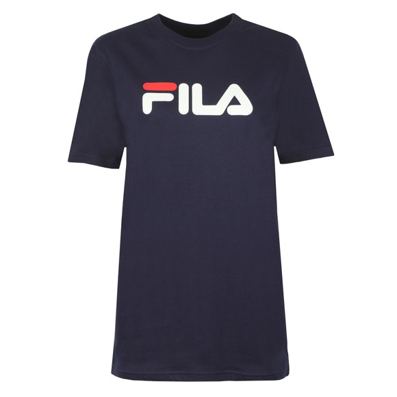 Fila Womens Blue Eagle Graphic T-Shirt