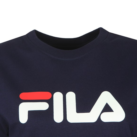 Fila Womens Blue Eagle Graphic T-Shirt main image