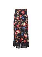 Eloise Drape Printed Trouser