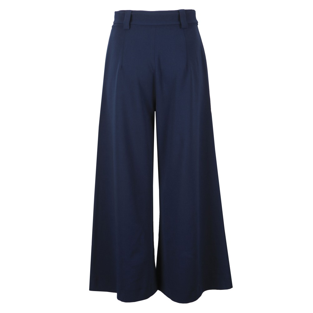 Boh Whisper Cropped Flare Trouser main image
