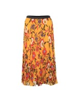 Eloise Crinkle Midi Skirt